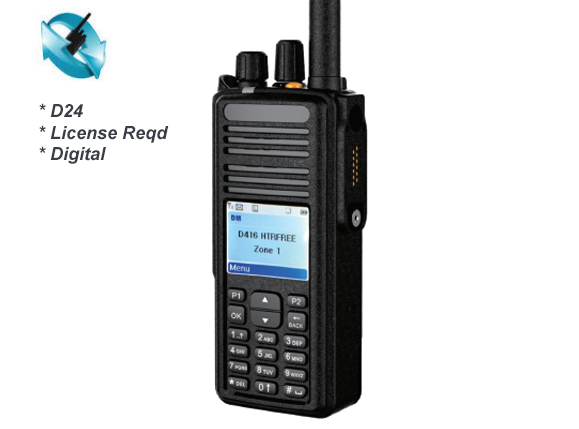 Opus D24 Two Way Radios